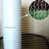 HDPE Netto Omslag van de Baal van het Hooi van het Kuilvoeder de Plastic