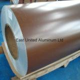Алюминиевый корпус с полимерным покрытием лист катушки для дверей