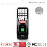 Controllo di accesso del portello con la tastiera & l'impronta digitale