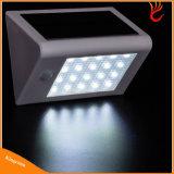 La energía solar LED Sensor de movimiento PIR Valla Solar luz de pared Outdoor Indoor