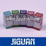 Libre de reciclaje de productos farmacéuticos Holograma de verificación de diseño vial de 10ml frasco de verificación