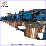 自動PVCケーブルの繊維の単一のねじれる機械装置