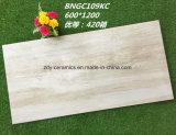 中国の建築材料の自然な石塀のタイルに床を張る無作法な床の磁器