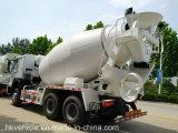 HOWO 10の立方ミキサーのトラックか具体的なトラックまたは中継ミキサー