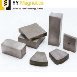 Ímãs permanentes Samário Cobalto SmCo magnético para a indústria