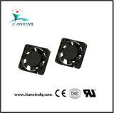 4010 ventilatore piccolo elettrico di raffreddamento senza spazzola H di CC del cuscinetto a manicotto di 5V -24V