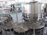 스테인리스 병에 넣은 물 충전물 기계