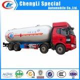 Depósito grande cisterna de gran capacidad 10cbm/15cbm/20cbm/30cbm/35cbm Bobtail camión tanque de GAS GAS