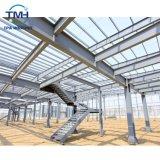 Het lichte Pakhuis van de Structuur van het Staal van de Bouw van Fabricatation van de Structuur van het Staal voor Fabriek