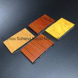Blocco per grafici di alluminio di trasferimento del Di legno-Grano per Windows, rottura termica