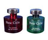 100ml Crystal verre vide bouteille de parfum pour les cosmétiques à l'emballage