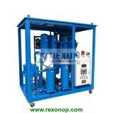 Système de filtration de l'huile hydraulique vide, émulsifiée purificateur d'huile hydraulique Nettoyage Machine Tya-10 / 600LPH