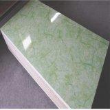 Feuille en PVC de nouvelle conception des panneaux décoratifs les murs intérieurs