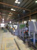Fornalha industrial da Engranzamento-Correia do fio/aquecimento elétrico