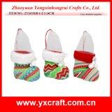 Decoração do Natal do ofício da decoração do Natal (ZY15Y087-1-2) Handmade