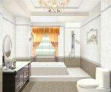 Blanca esmaltada de pared Cerámica Azulejos Cuarto de baño Cocina