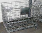 Rust Protection Wire Mesh Container para Armazenamento e Transporte