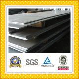 ASTM 304 Hoja de acero inoxidable / placa de Industria