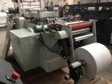 폴리에스테르 막 레이블은 절단기, 플레스틱 필름 레이블 Cuttin 기계를 정지한다