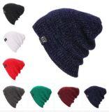 Пользовательские смешанных пряжи теплой зимой Beanie в различных размеров и материала и конструкции