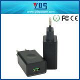 Teléfono celular USB EU cargador rápido cargador rápido para Samsung