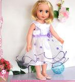 Amerikaans Doll van het Meisje kleedt de Jonge Doek van Doll van Meisje 18