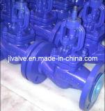 Válvula de globo con brida DIN Wcb PN16