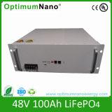 리튬 이온 재충전 전지 팩 48V 100ah