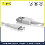 Kundenspezifisches Farben-Blitz USB-Daten-Kabel für iPhone X