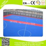 屋外の連結のプラスチックPPの卓球のスポーツ裁判所の床タイル