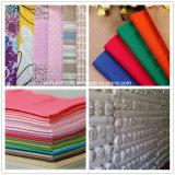 Alta qualidade de algodão puro/tecido quadriculado