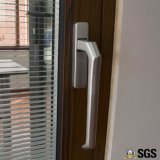 Qualitäts-thermischer Bruch-Aluminiumprofil-Rahmen-Schiebetür, Tür, Aluminiumfenster, Fenster K01037