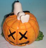 OEM van Halloween van de pompoen Ceramische Ambacht