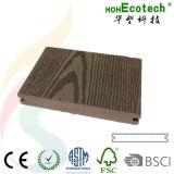 Revestimento laminado composto plástico de madeira impermeável
