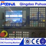 Máquina del sacador de la torreta del sistema CNC de Fanuc