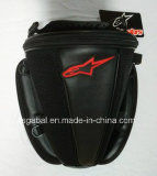 Logotipo vermelho Alpinestar Racing Motorcycle Sport Travel Tail Bag