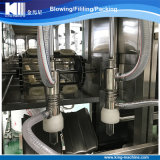 5 Gallonen-Wasser-Flaschenreinigung-füllende mit einer Kappe bedeckende Zeile in einem Gerät