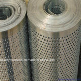 Plaque en métal perforée en aluminium