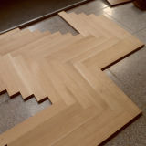 Le parquet à chevrons Engineered parquet en chêne