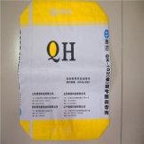Impresión colorida bolsas tejidas PP y papel