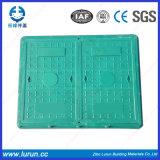 A15 FRP haltbarer Nutzungsdauer-zusammengesetzter Einsteigeloch-Deckel