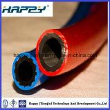 Tuyau industriel flexible à double soudure haute pression