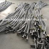 Tubo flessibile del metallo flessibile con gli accoppiamenti del Camlock