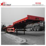 Flachbett-halb Behälter-LKW-Schlussteil-Chassis