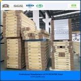 ISO SGSの最もよい品質最も安い120mm PUの冷蔵室の低温貯蔵のパネル