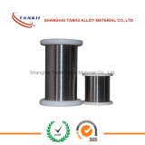 Het type van thermokoppel k draad 0.1mm voor het hete agenttemperatuur meten wordt gebruikt die