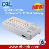 GoIP16는 GoIP 게이트웨이를 향한다