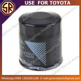 Filtre à huile automatique à prix compétitif pour Toyota 90915-Yzzd2