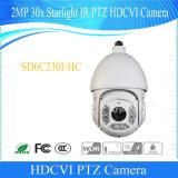 Caméra de sécurité de la lumière des étoiles IR PTZ Hdcvi de Dahua 2MP 30X (SD6C230I-HC)