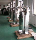 Centrifuga verticale tubolare dell'olio di noce di cocco